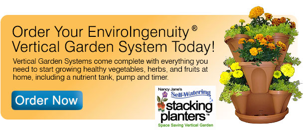 Verti-Gro Homegarden System ORDER TODAY